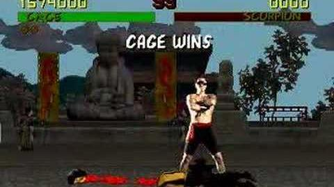 Mortal Kombat 1 - Johnny Cage Fatality