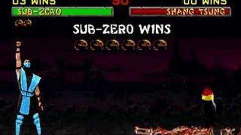 MK2 Sub-Zero Fatality 2