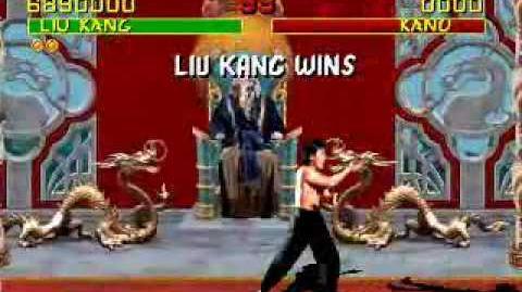 Mortal Kombat 1 - Liu Kang Fatality