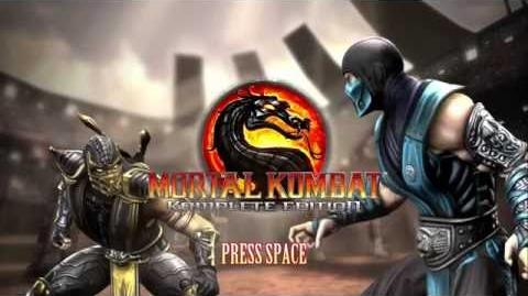 Evolution of every Mortal Kombat Character Select Screen (MK1 to MKXL) - In-game ANIMATED footage