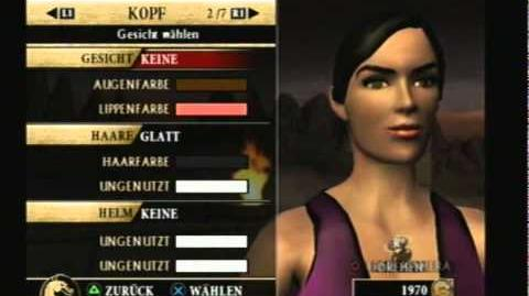 Mortal Kombat Armageddon - KAF-Recipes for all Minor Fighters