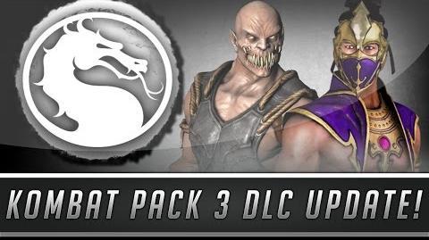 Mortal Kombat X Kombat Pack 3 DLC & New Characters NEVER Coming? (Mortal Kombat XL)