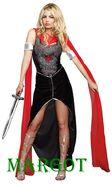 Fantasia-feminina-guerreira-medieval-festa-halloween-carnaval