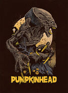 Pumpkinhead by Alexander Iaccarino