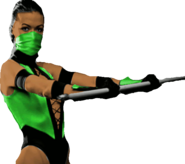 Ultimate mortal kombat 3 jade by icecoldwarrior-daybwa5
