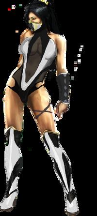 Ariana Mortal Kombat