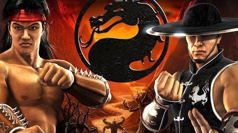 Mortal Kombat Shaolin Monks All Cutscenes (Game Movie) 1080p HD