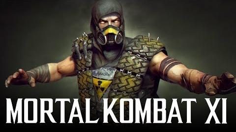 Mortal Kombat 11 New Main Menu Video w Animations & Game Modes LEAKED? (Mortal Kombat 11)