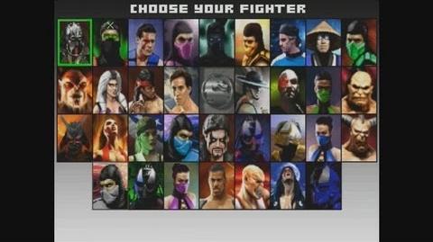 Mortal Kombat Project 4.1 (MUGEN) - Playthrough