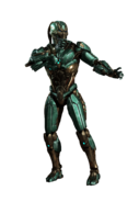 Cyber Sub-Zero (MKX)