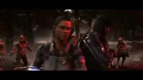 Mortal Kombat X Thunderdome Fan Trailer