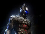 The Arkham Knight