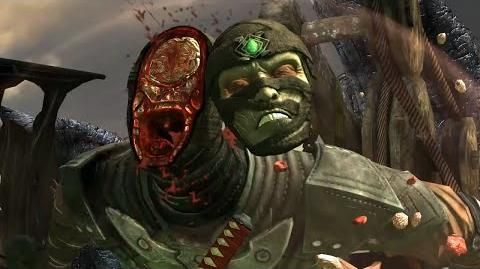 Mortal Kombat X Mobile - All Bosses & Fatalities. Walkthrough HD; Android iOS