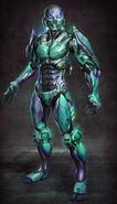 Cyber Sub-Zero MKX