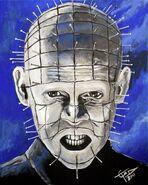 Pinhead--hellraiser-tom-carlton
