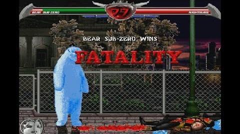 Mortal Kombat Chaotic (MUGEN) - Playthrough 2 2