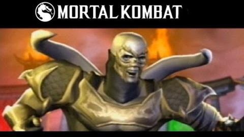 Mortal Kombat Deception Monster Gameplay PS2