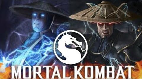 Mortal Kombat 11 - Whats The Difference? Raiden (Old Vs New)