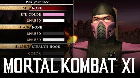 Mortal Kombat 11 Kreate a Fighter Returning for MK11? (Mortal Kombat 11)