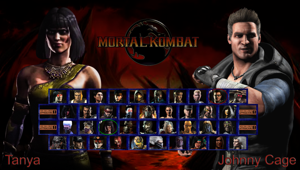 collection image wallpaper: Mortal Kombat Eleven
