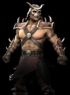 Shao Kahn in Mortal Kombat 9