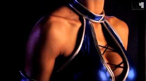 Kitana Kasting - Mortal Kombat 9 casting trailer HD OFFICIAL Trailer MK9 (2011) PS3 Cosplay