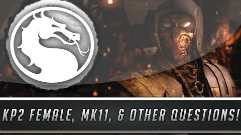 Mortal Kombat X - Michael Myers DLC, MK11, Sindel Return, Worst Character EVER & More! (MKX QnA 4)