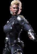 Cassie Cage Mortal Kombat X Render