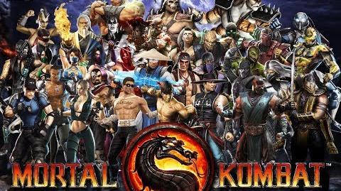 Mortal Kombat - Complete Story (HD)