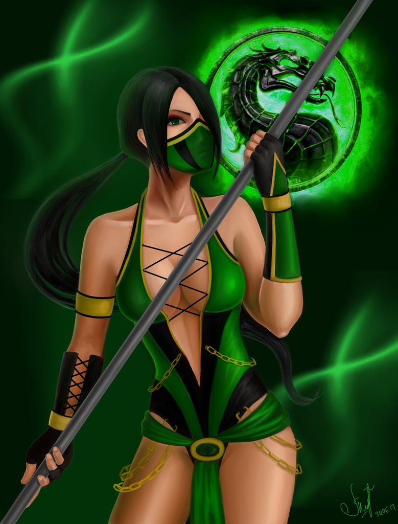 Jade mortal kombat the rule