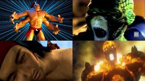 Mortal Kombat All Intros (1992-2016)
