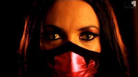 Mileena Kasting - Mortal Kombat 9 casting trailer HD OFFICIAL Trailer MK9 (2011) PS3 Cosplay