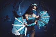 Kitana mk9 cosplay by nemu013-d9dfkkb