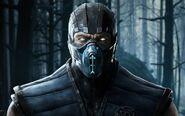 Mortal kombat x sub zero kriomant ninja 108386 3840x2400