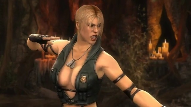 Image result for sonya blade mortal kombat