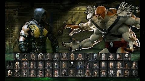 Mortal Kombat XL Kombat Pack 3 Ultimate Mortal Kombat X for 2017 new Characters, Stages & Skins