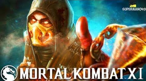 Mortal Kombat 11 Story Mode, Onaga, Blaze, Scorpion, Sub Zero & More MK11 Rumors!