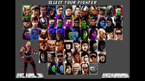 Ultimate Mortal Kombat Trilogy - Playthrough