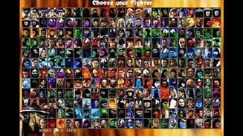 Mortal Kombat Chaotic (MUGEN) - Playthrough 1 2