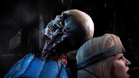 Mortal Kombat X-Rays Comparison (MK9 MKX MKX Mobile)