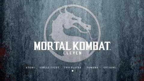 Mortal Kombat 11 FAN MADE (PART I)
