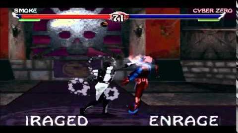 Mortal Kombat Immortal Fatality demostration. ( +download link)