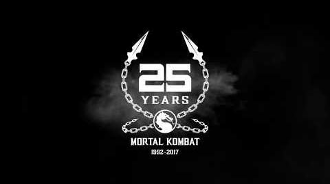 25 Years of Mortal Kombat!