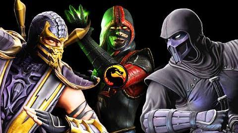 Mortal Kombat X Make Your Own Fatality or Brutality, Hardest Character & Klassic Ninjas - (Q&A)