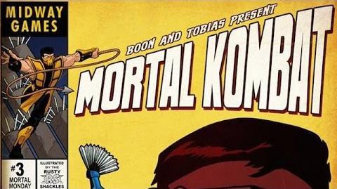 Mortal Kombat - Fan Covers