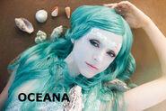 Oceana The Mermaid