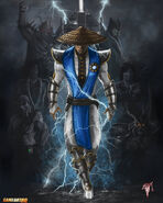 Lord-Raiden-and-the-Antagonists-from-Mortal-Kombat-by-Esau-Murga
