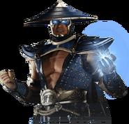 Raiden (Mortal Kombat Injustice)