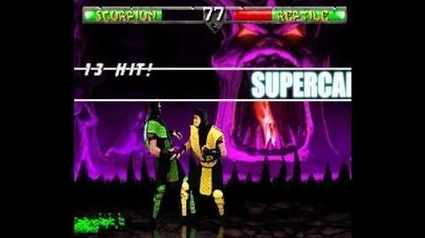 Mortal Kombat BloodStorm (MUGEN) - Playthrough
