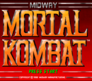 Mortal Kombat Home Wiki